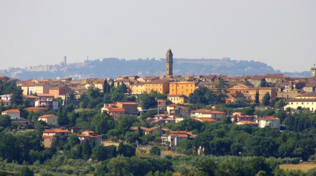 Pomarance panorama web
